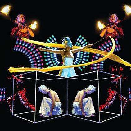 Argolla Wonderland - Acrobatic Show for Kids - Poster